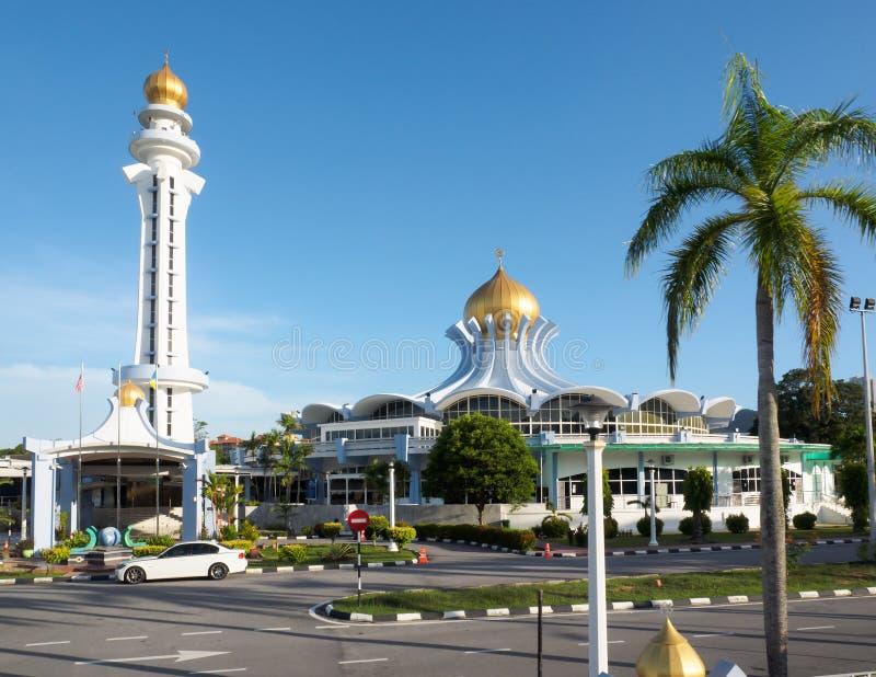 Penang stanu meczet obrazy stock