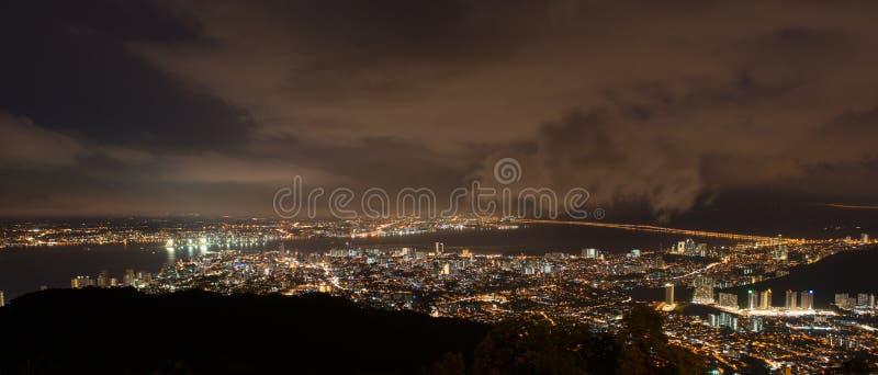 Penang wzgórze, Malezja zdjęcie royalty free