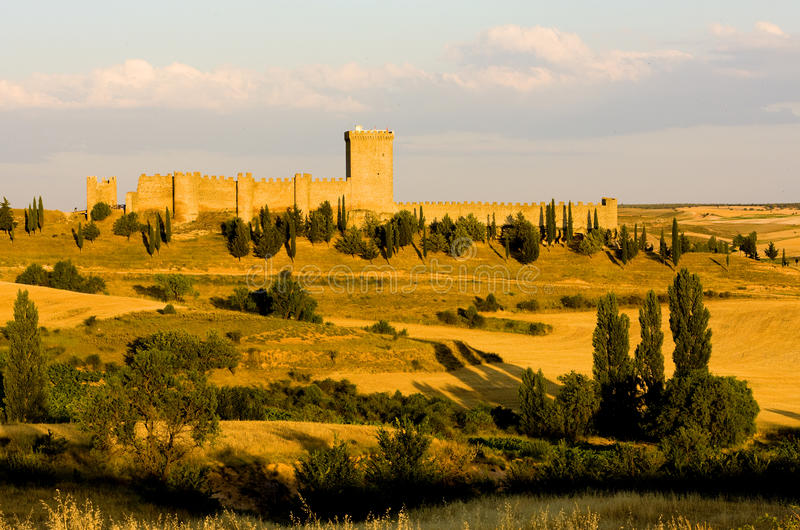 Penaranda de Duero photos libres de droits