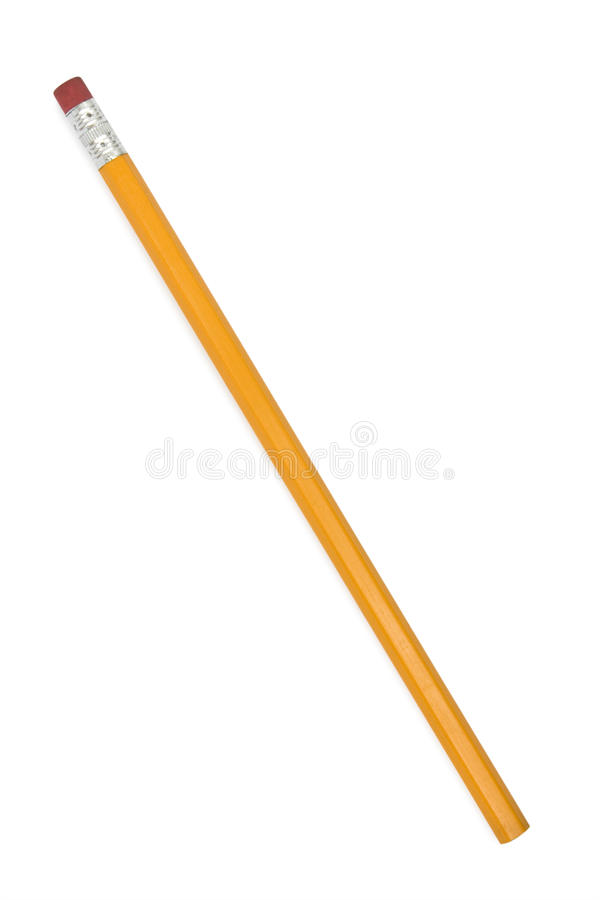 Download Pencil stock image. Image of text, office, close, yellow - 15541739