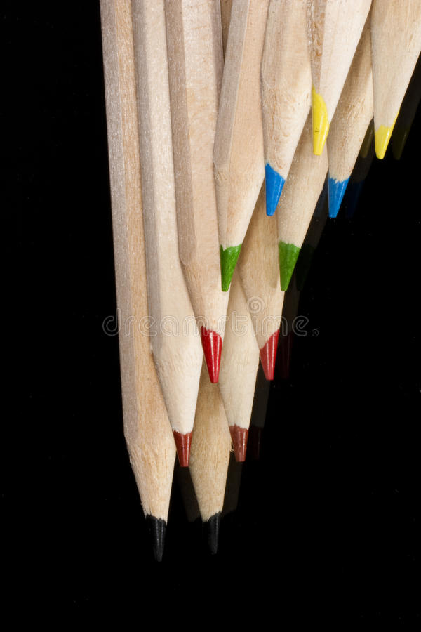 Download Pencil stock photo. Image of isolated, drawing, blue - 23136924