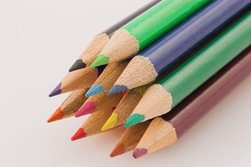 Pencil 3 stock photo