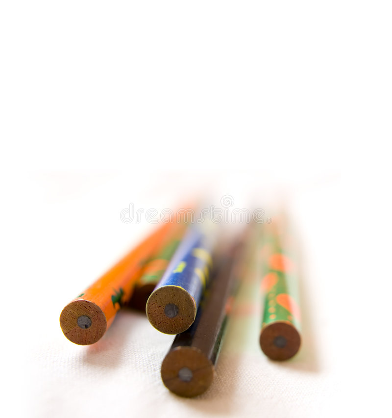 Download Pencil stock image. Image of isolated, stationery, sharpened - 7069769