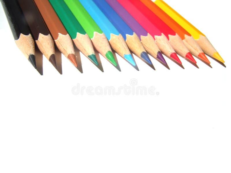 Pencil. Color pencil stock photos