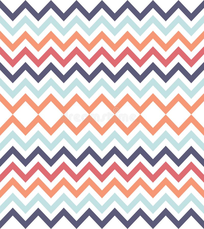 Pencil Background,colorful abstract geometric seamless pattern, vector stock illustration