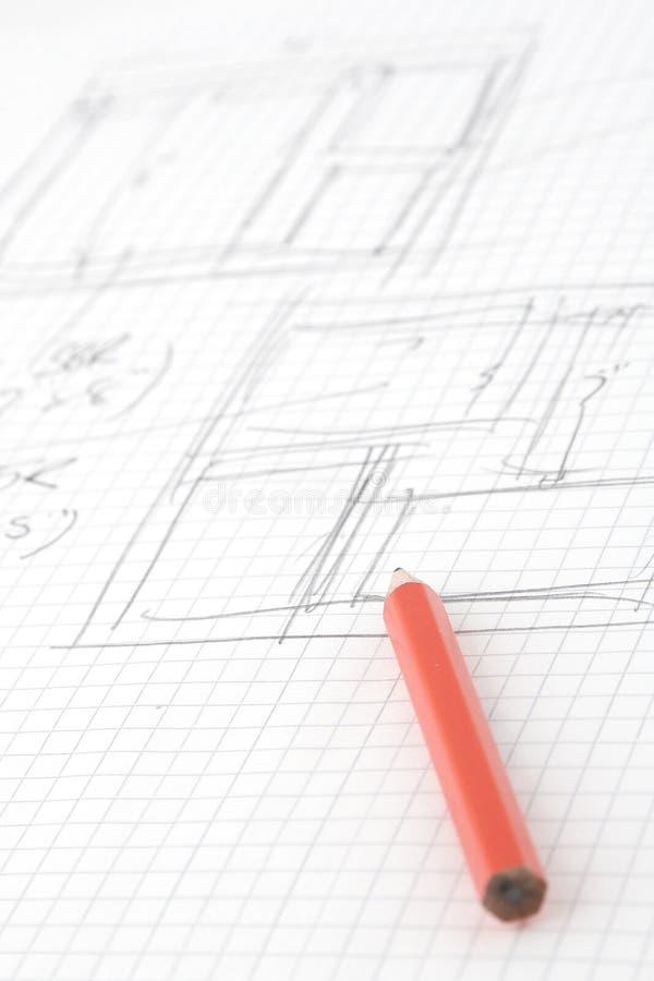 Pencil Drawing Stock Photos