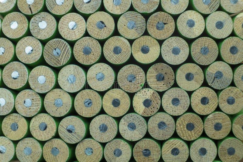 Pencil not sharp royalty free stock photos
