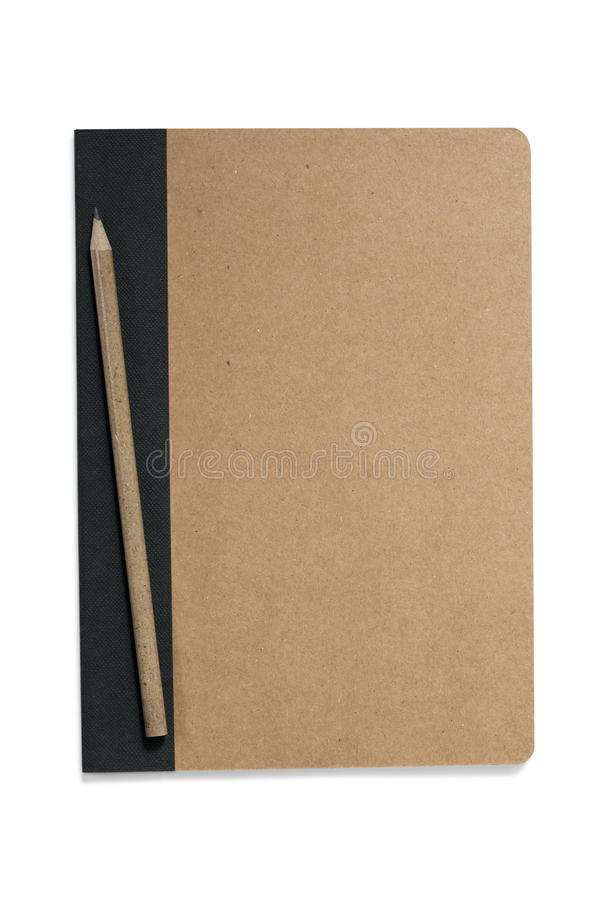 Download Pencil On Notepad (with Path) Stock Photo - Image: 14857330