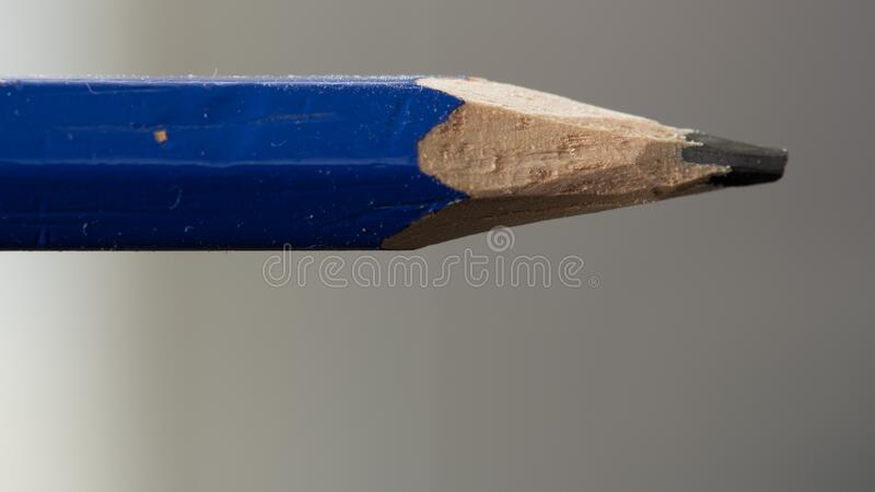 Pencil Sharpened With Knife Free Public Domain Cc0 Image
