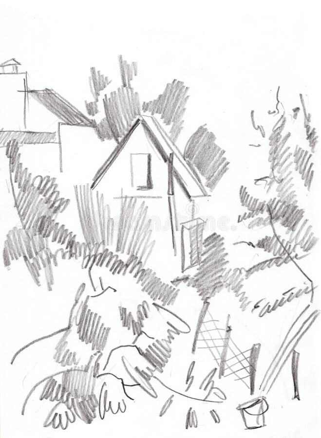 Pencil Village Stock Illustrations 2 372 Pencil Village Stock Illustrations Vectors Clipart Dreamstime You can browse village painting samples from real customers and artists. dreamstime com