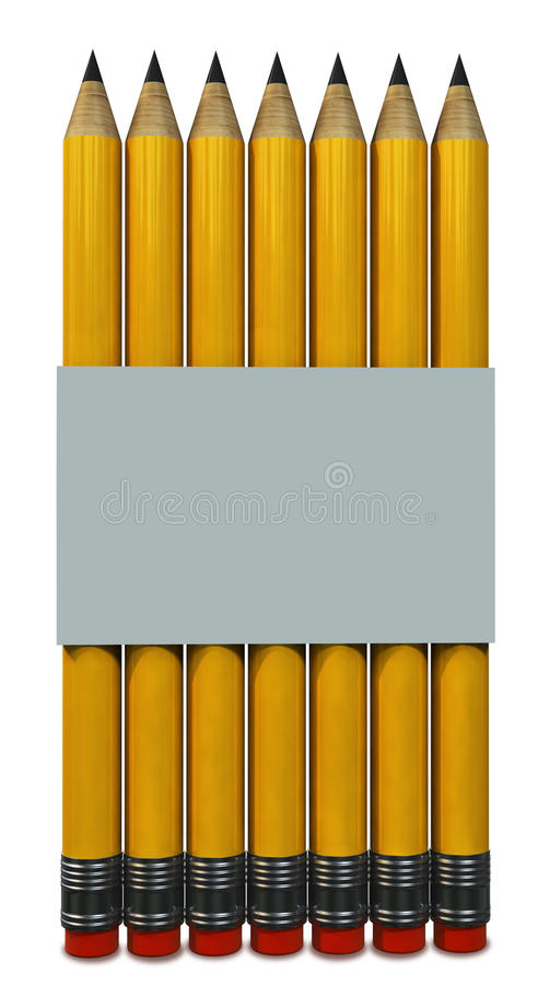 Free Pencil Stack Stock Photos - 15696883