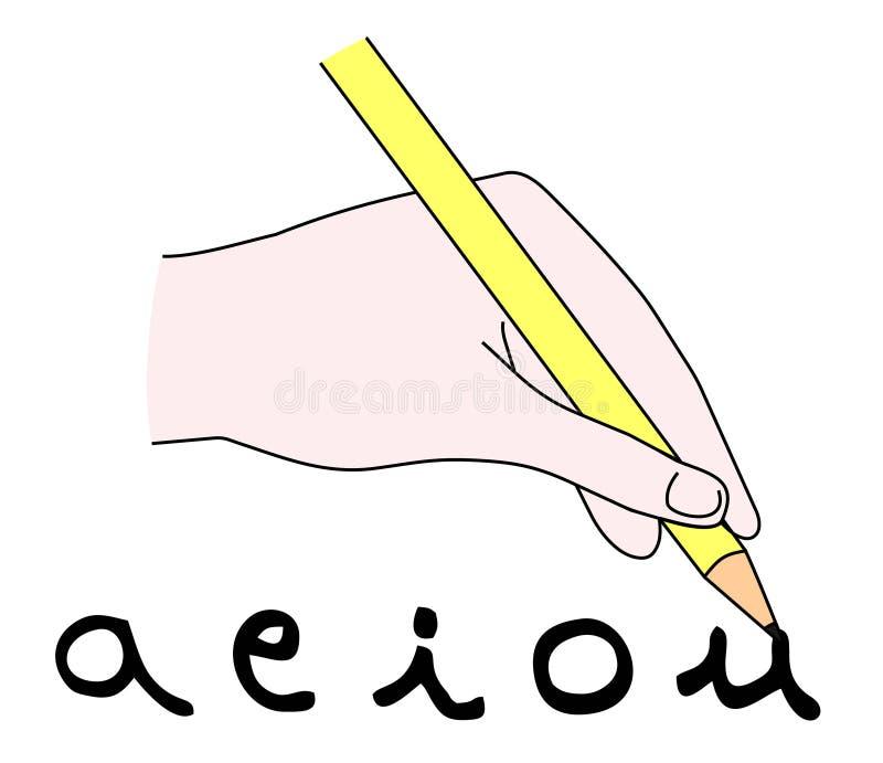 Pencil Vewils Royalty Free Stock Photos