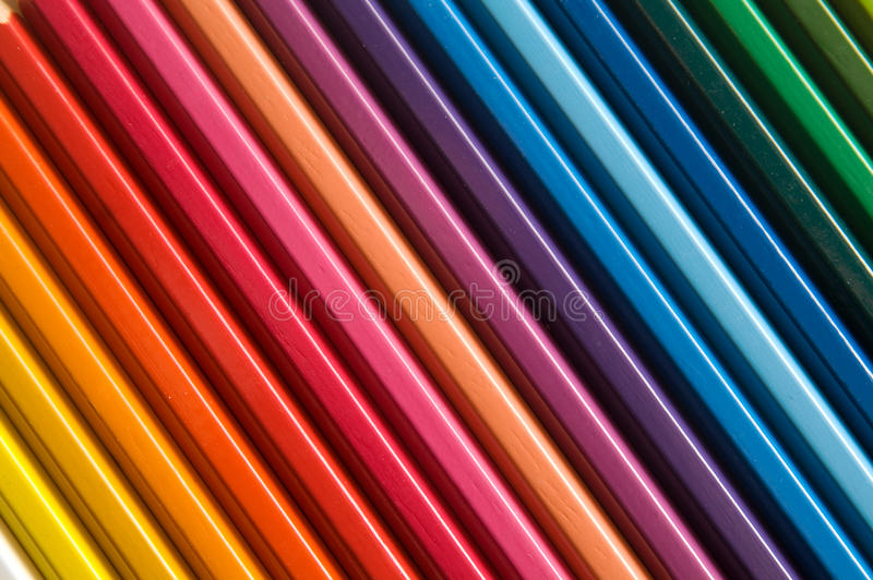 Pencils. Different color pencils, background texture royalty free stock photography