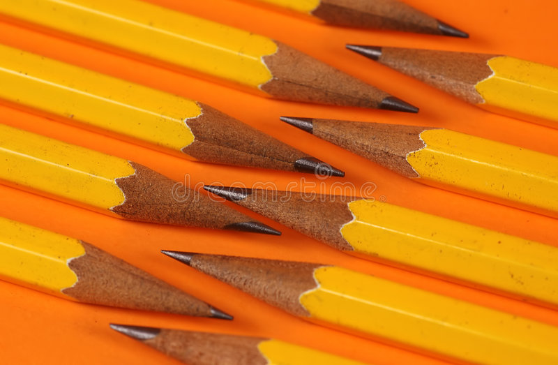 Download Pencils stock image. Image of erase, learn, message, business - 14093
