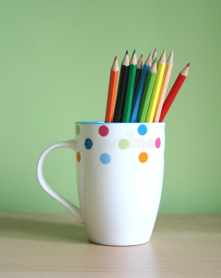 Download Pencils stock photo. Image of write, color, paper, blue - 15941232