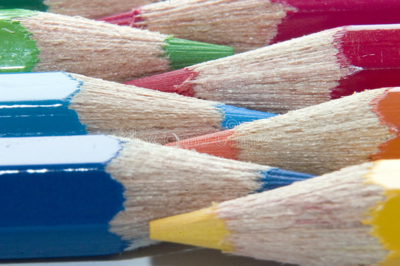 Download Pencils stock photo. Image of abstract, gift, craft, educate - 179692