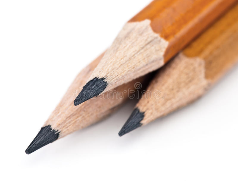 Download Pencils stock image. Image of yellow, tool, black, wood - 24298475
