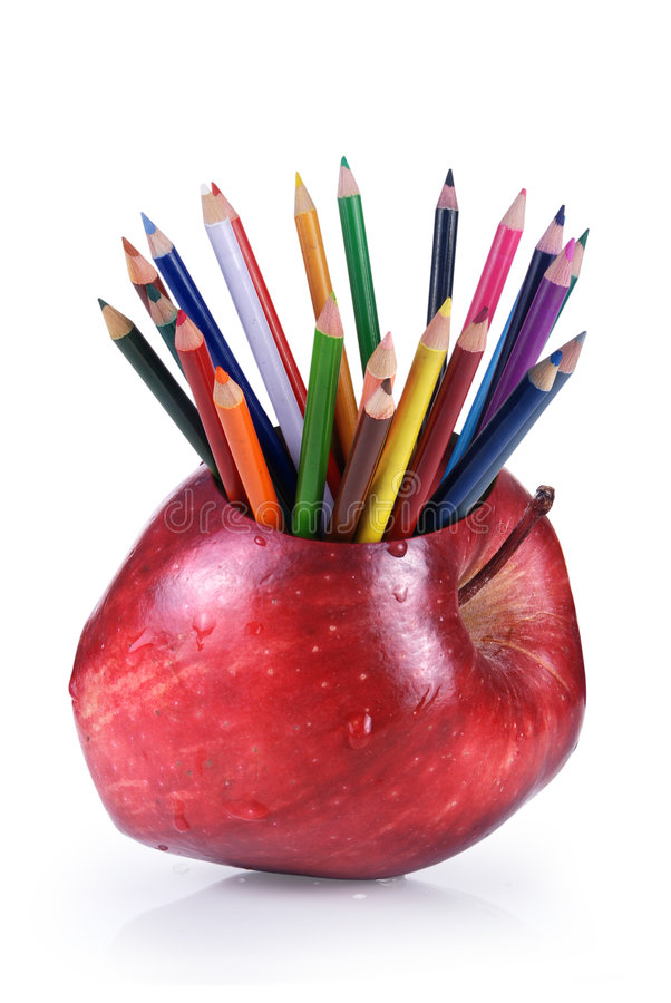 Download Pencils stock image. Image of stationery, pencils, colors - 2805991