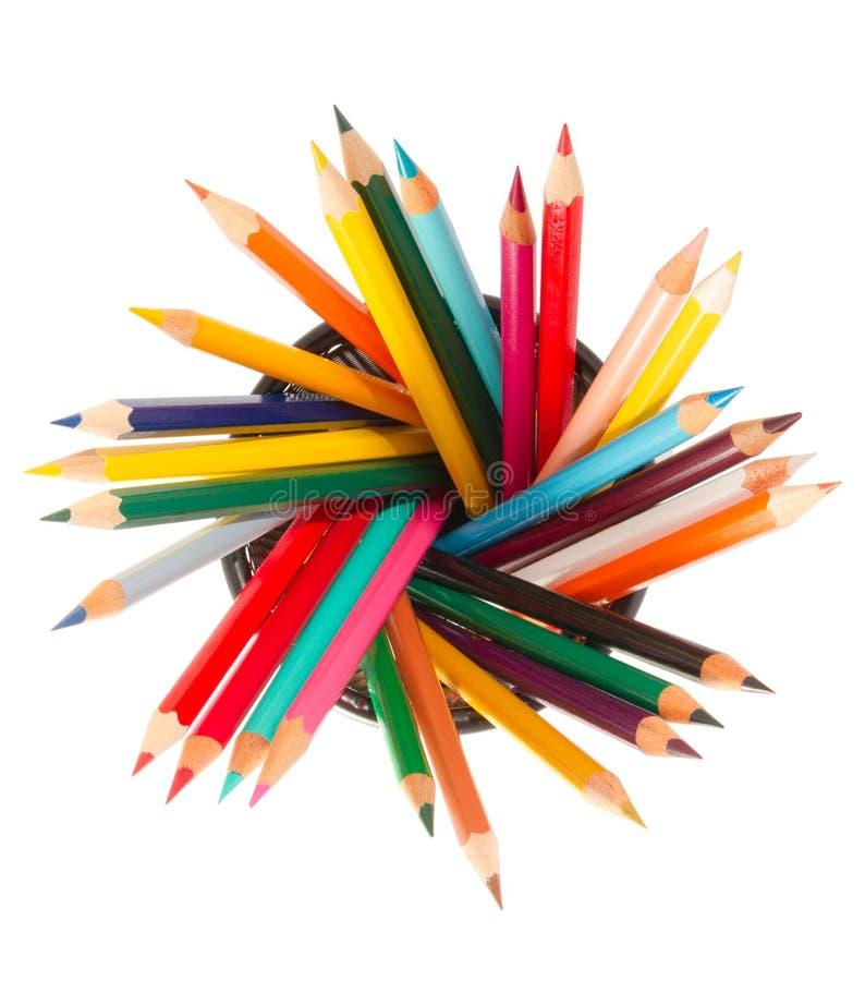 Free Pencils Royalty Free Stock Image - 30618556