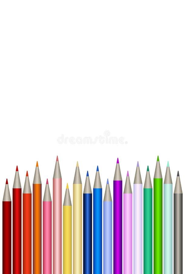 Free Pencils Stock Photography - 4305922