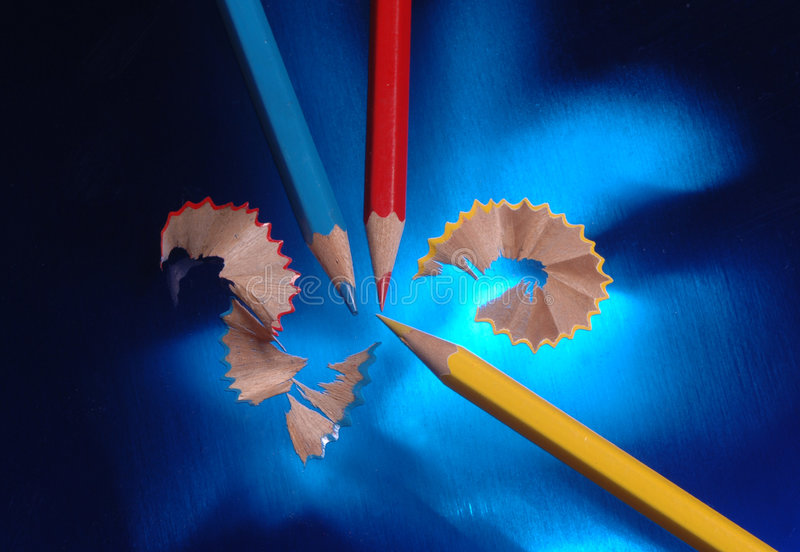 Download Pencils stock photo. Image of sharp, pencil, light, background - 494260