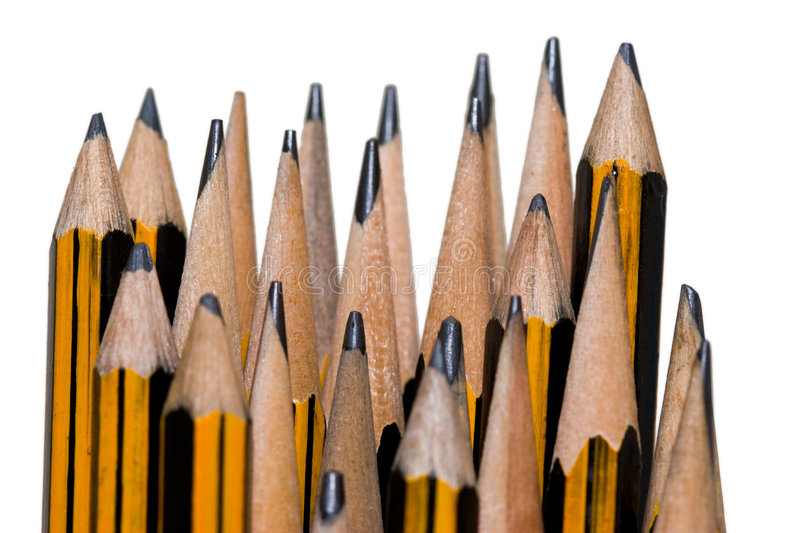 Download Pencils stock image. Image of office, writing, supplies - 93189