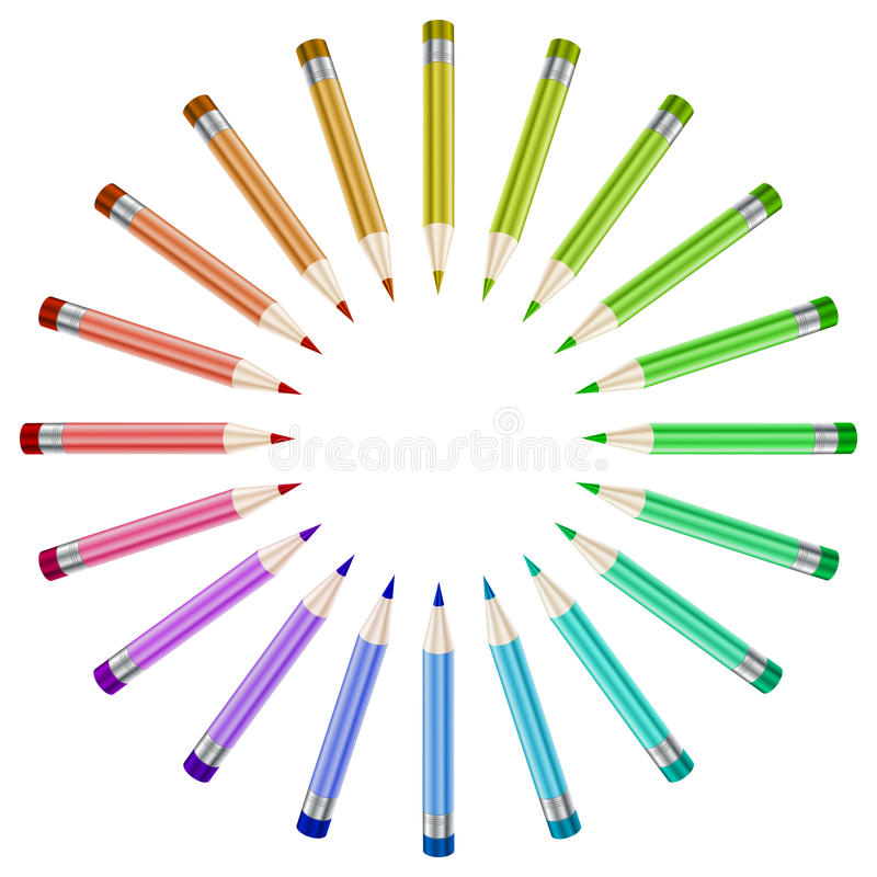 Download Pencils Background Royalty Free Stock Photography - Image: 33620717