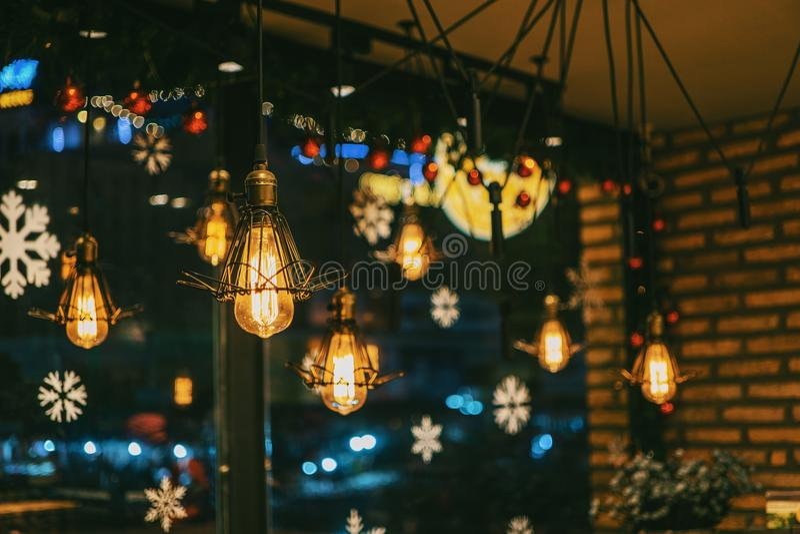 Pendant Bulb Photo stock images