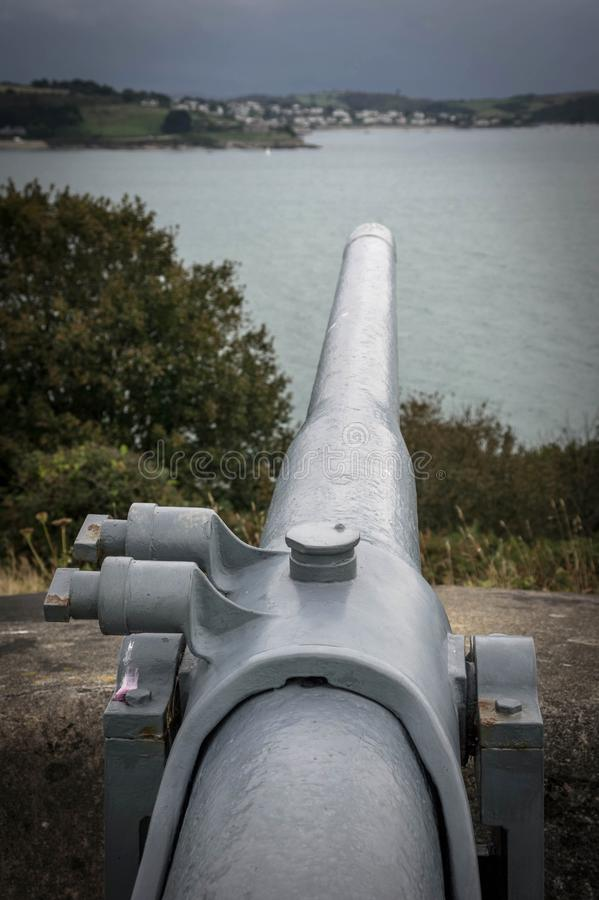 Free Pendennis Castle Royalty Free Stock Image - 160136696