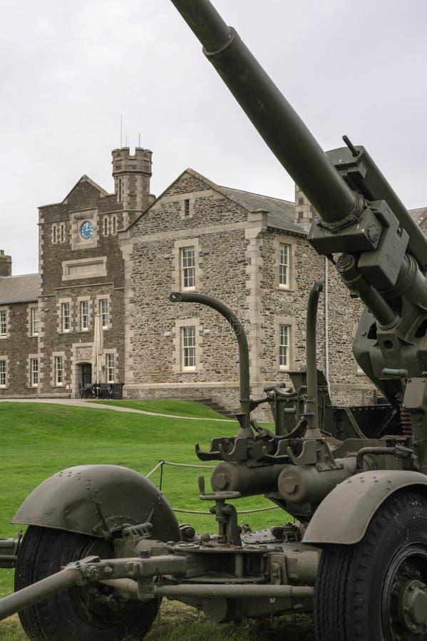 Free Pendennis Castle Stock Image - 160136701