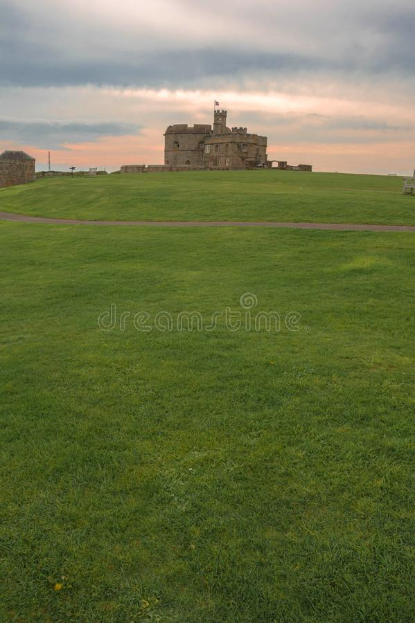 Free Pendennis Castle Royalty Free Stock Photo - 160136725