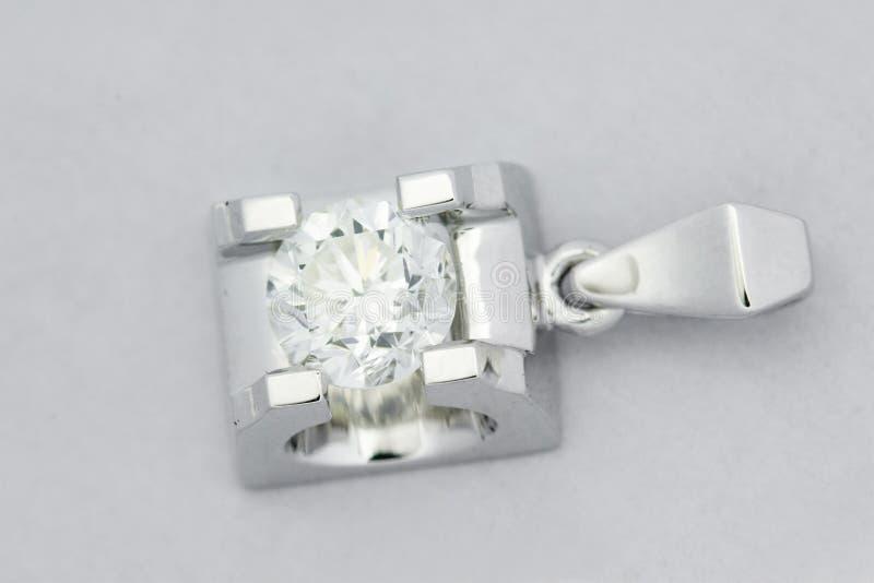 Pendentes do diamante fotos de stock royalty free