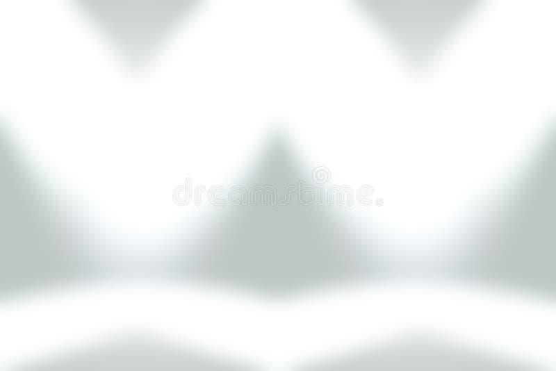 Pendenza grigia di colore della sfuocatura di lusso astratta, usata come parete dello studio del fondo per esposizione i vostri p immagine stock libera da diritti
