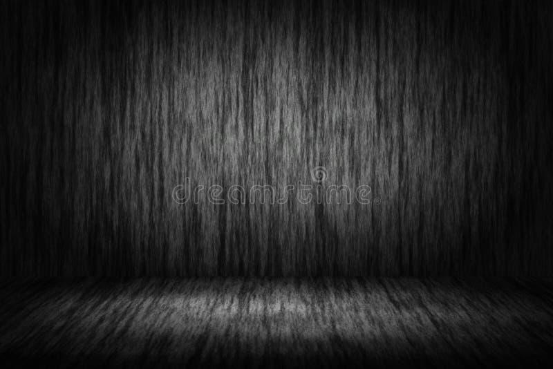 Pendenza nera di lusso astratta con il backgr di scenetta del nero del confine royalty illustrazione gratis