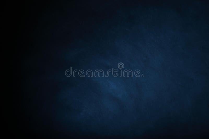 Pendiente abstracta negra azul de la falta de definición del fondo, pendiente gris de lujo del extracto imágenes de archivo libres de regalías