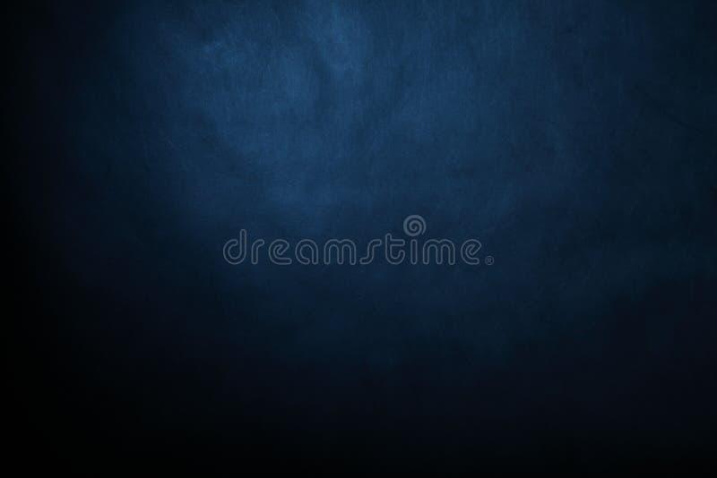 Pendiente abstracta negra azul de la falta de definición del fondo, pendiente gris de lujo del extracto foto de archivo