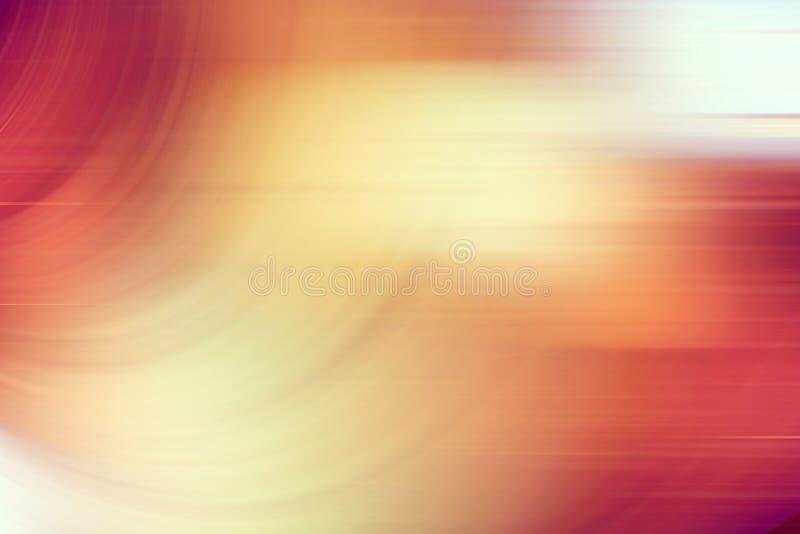Pendiente anaranjada con la línea movimiento libre illustration