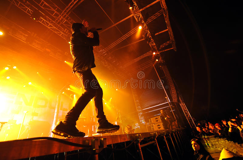Download Pendulum editorial photo. Image of concert, performance - 25108046