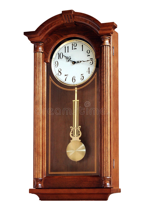 Free Pendulum Clock Royalty Free Stock Images - 17617359