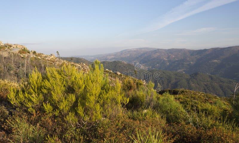 Peneda-Geres Landscapes royalty free stock image