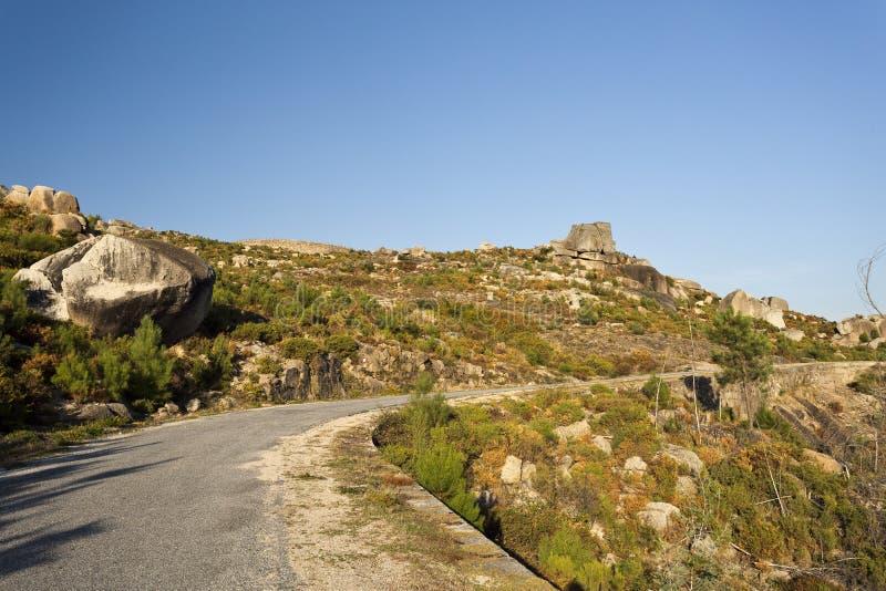 Peneda-Geres Landscapes stock photos