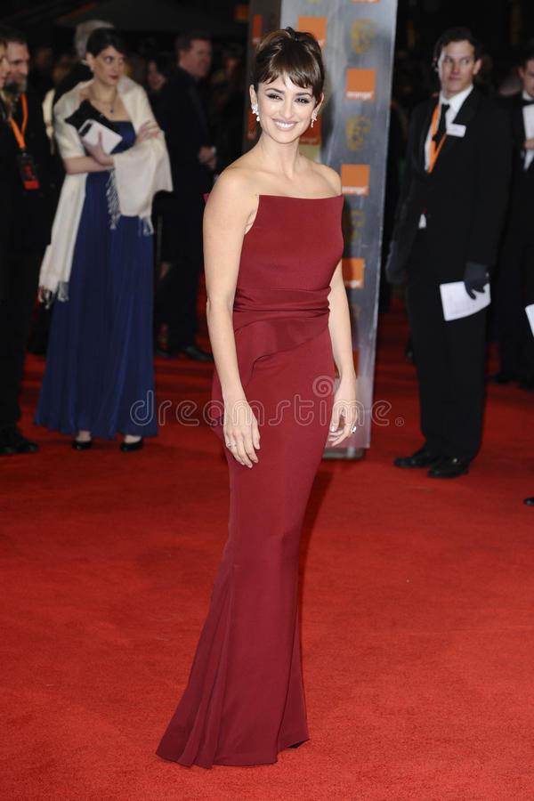 Download Penelope Cruz editorial stock image. Image of awards - 23476159