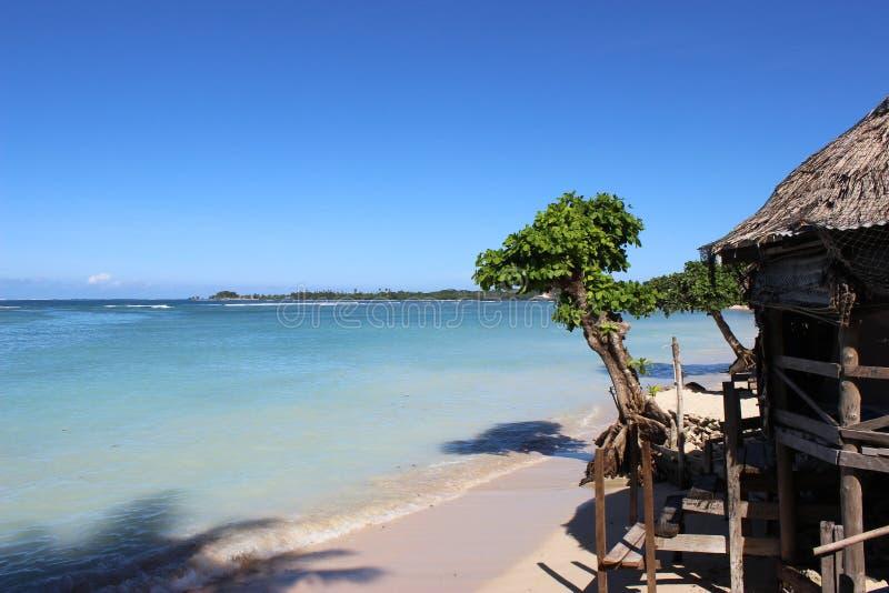 Penetración de Samoa Occidental fotografía de archivo libre de regalías