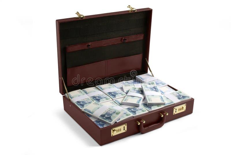 pengar royaltyfria bilder