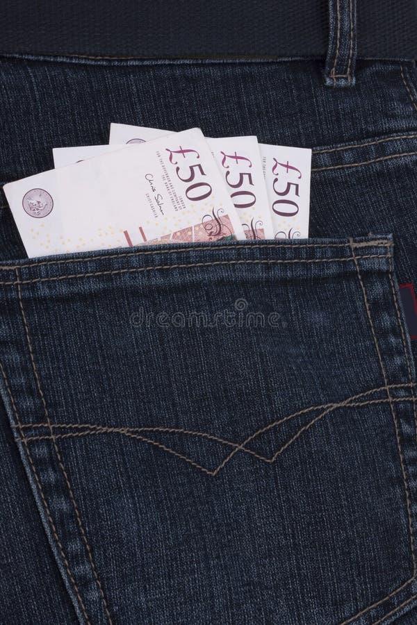 Download Pengar i ett fack arkivfoto. Bild av affär, denim, begreppsmässigt - 37345828