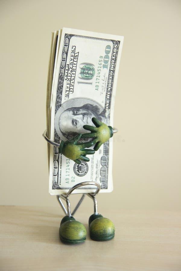pengar sparar till fotografering för bildbyråer