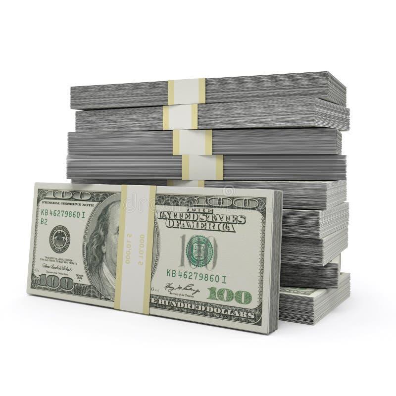 Pengarbunt arkivbild