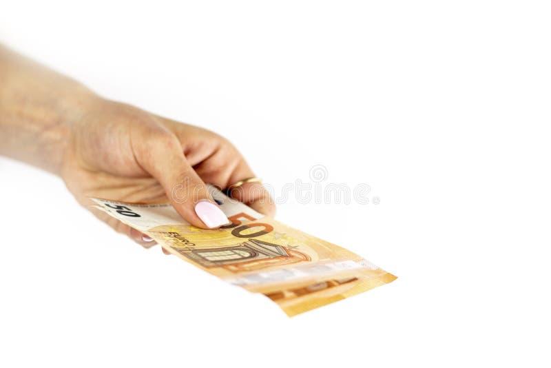 Pengarbuntmoment som v?xer upp sparande pengar f?r tillv?xt, finansiell aff?rsinvestering f?r begrepp fotografering för bildbyråer