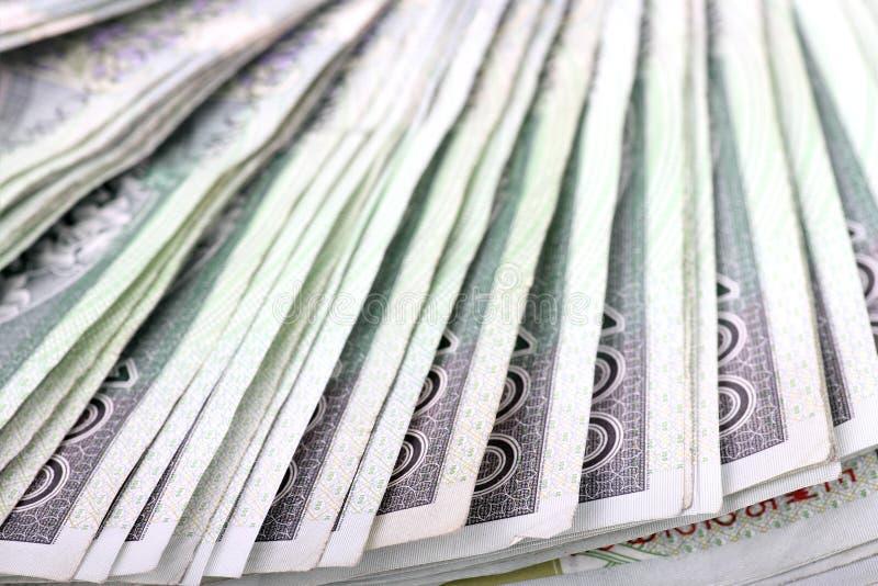 pengarplnpolermedel arkivbilder