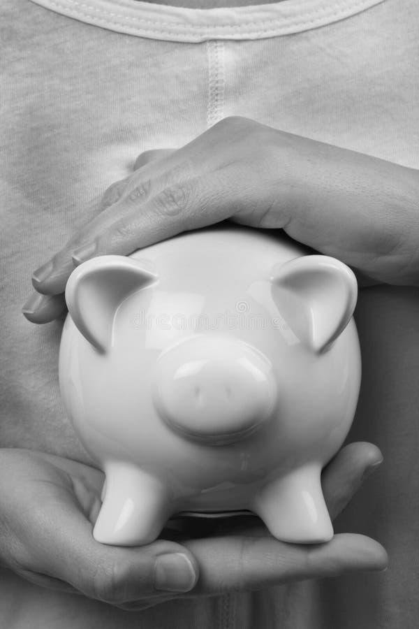 pengarsäkerhet arkivfoton